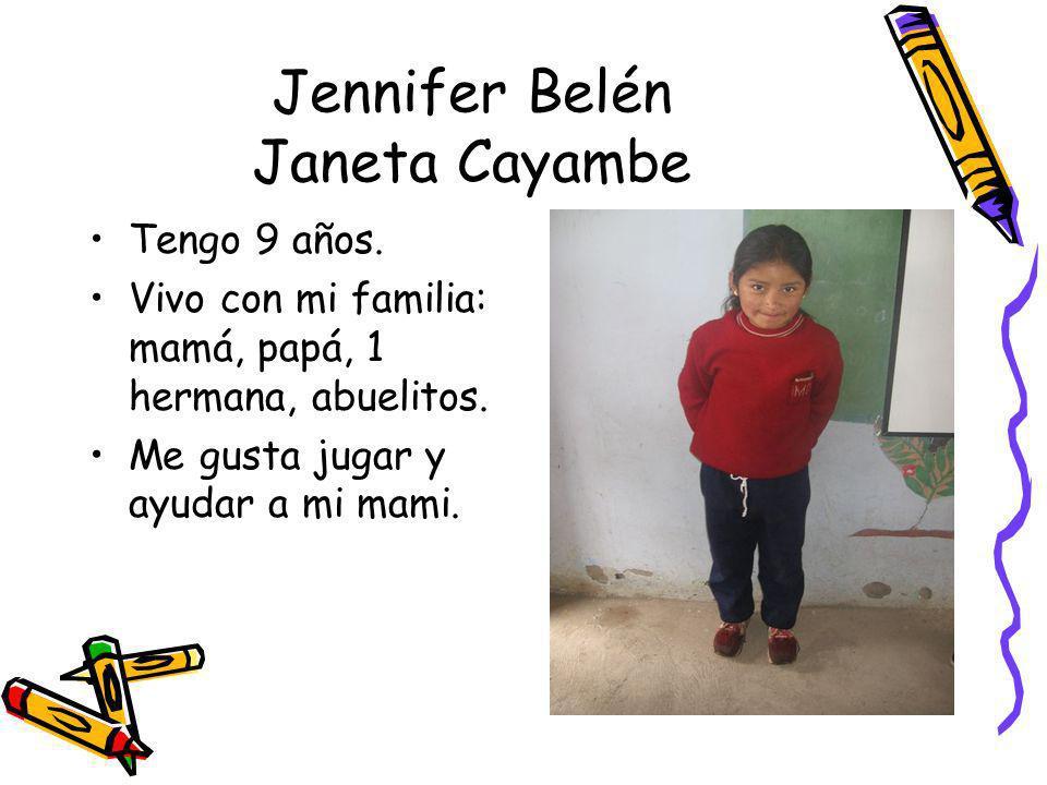 Jennifer Belén Janeta Cayambe