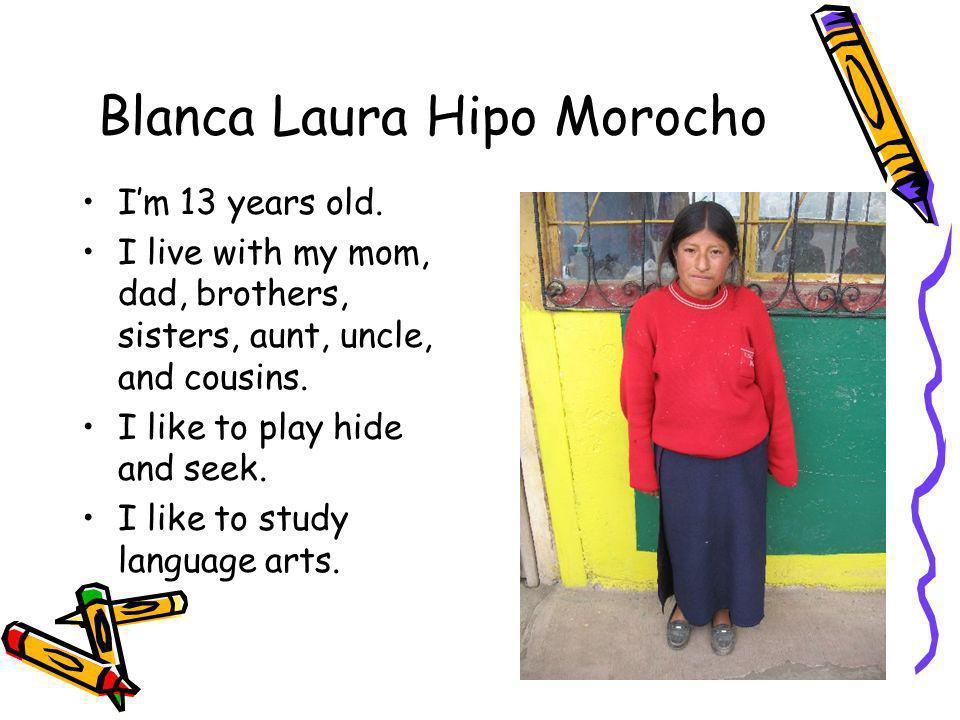 Blanca Laura Hipo Morocho