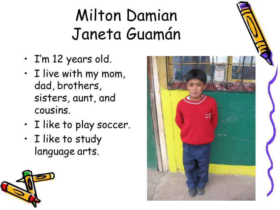 Milton Damian Janeta Guamán