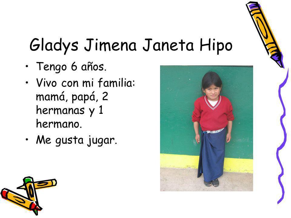 Gladys Jimena Janeta Hipo