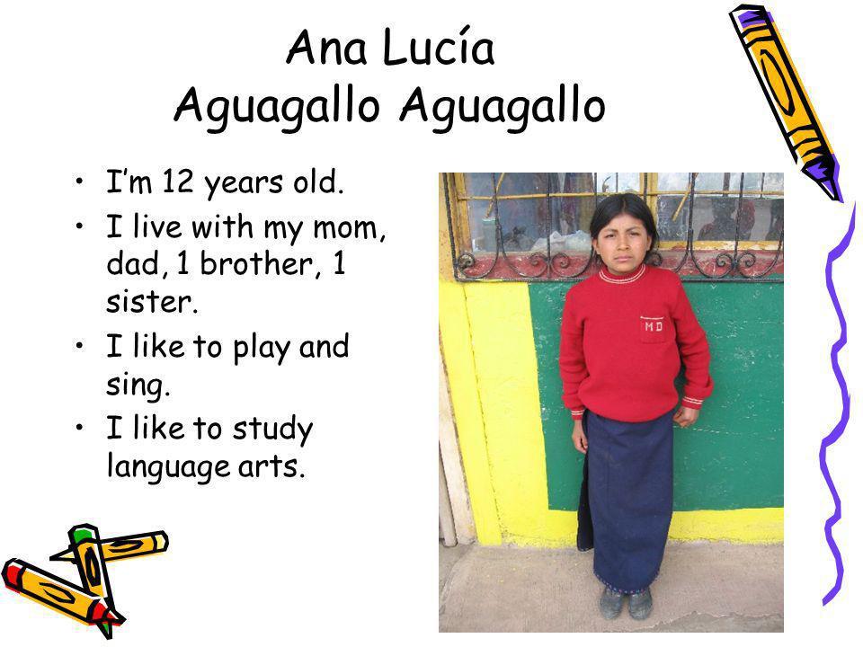 Ana Lucía Aguagallo Aguagallo