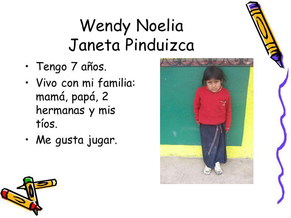 Wendy Noelia Janeta Pinduizca