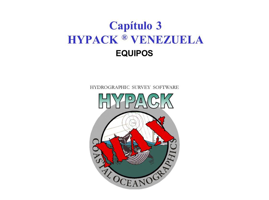 Capítulo 3 HYPACK ® VENEZUELA