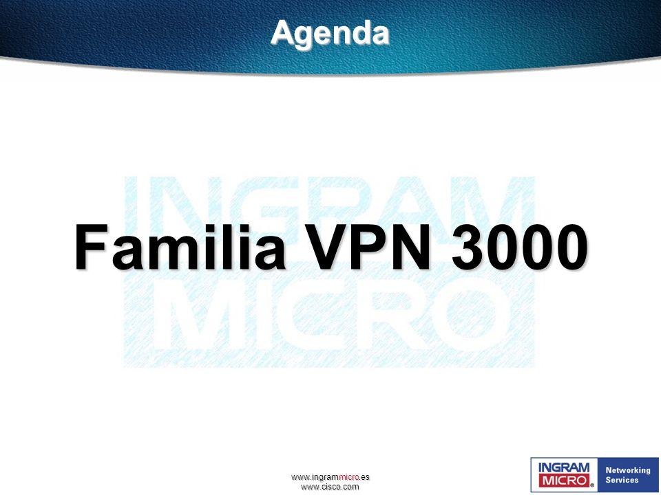 Agenda Familia VPN 3000
