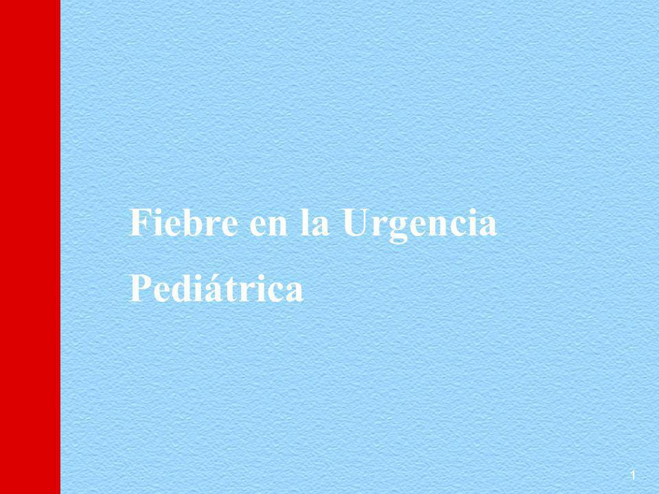 3/23/2017 Fiebre en la Urgencia Pediátrica 1