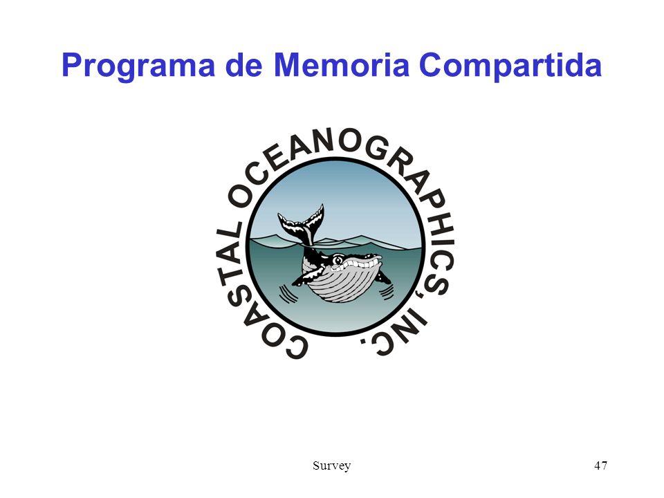 Programa de Memoria Compartida