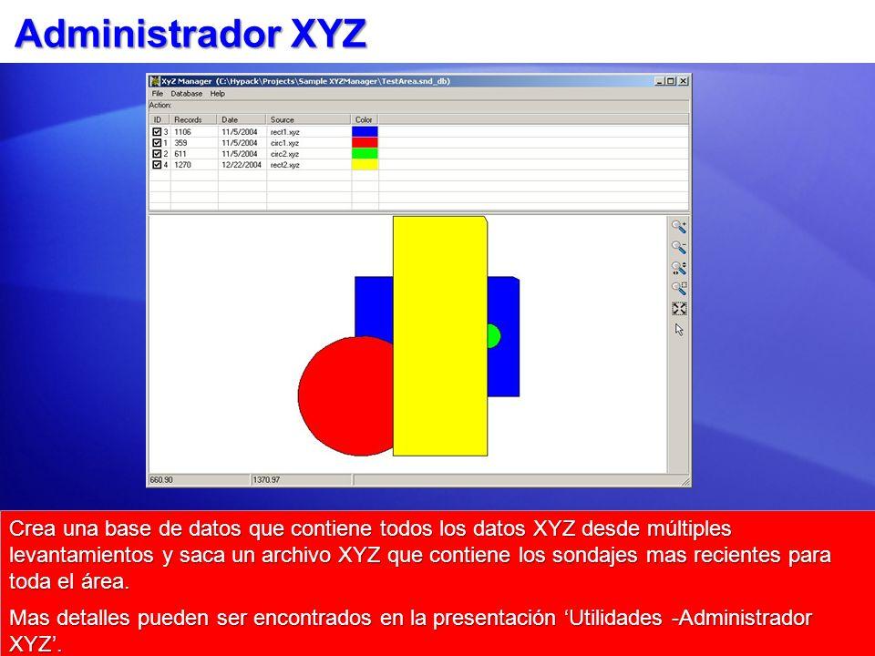 Administrador XYZ