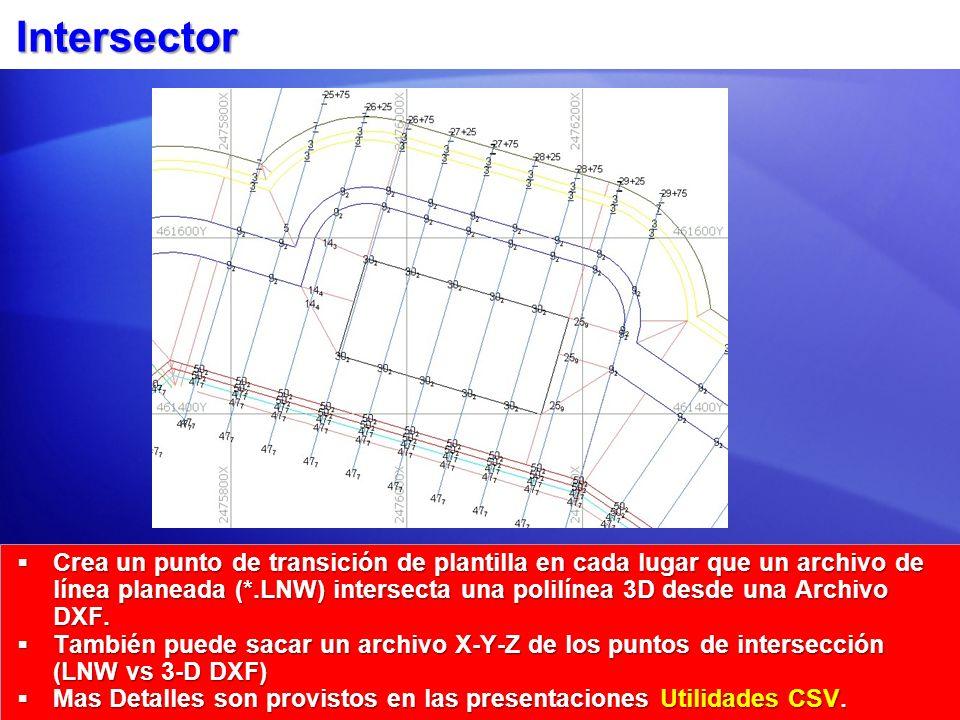 Intersector