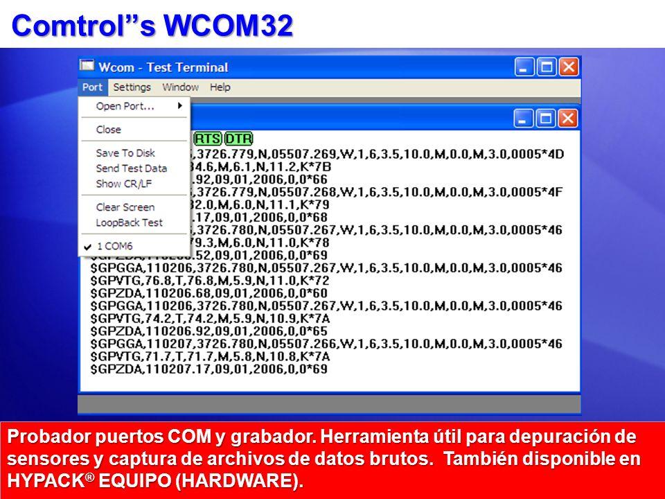 Comtrol s WCOM32