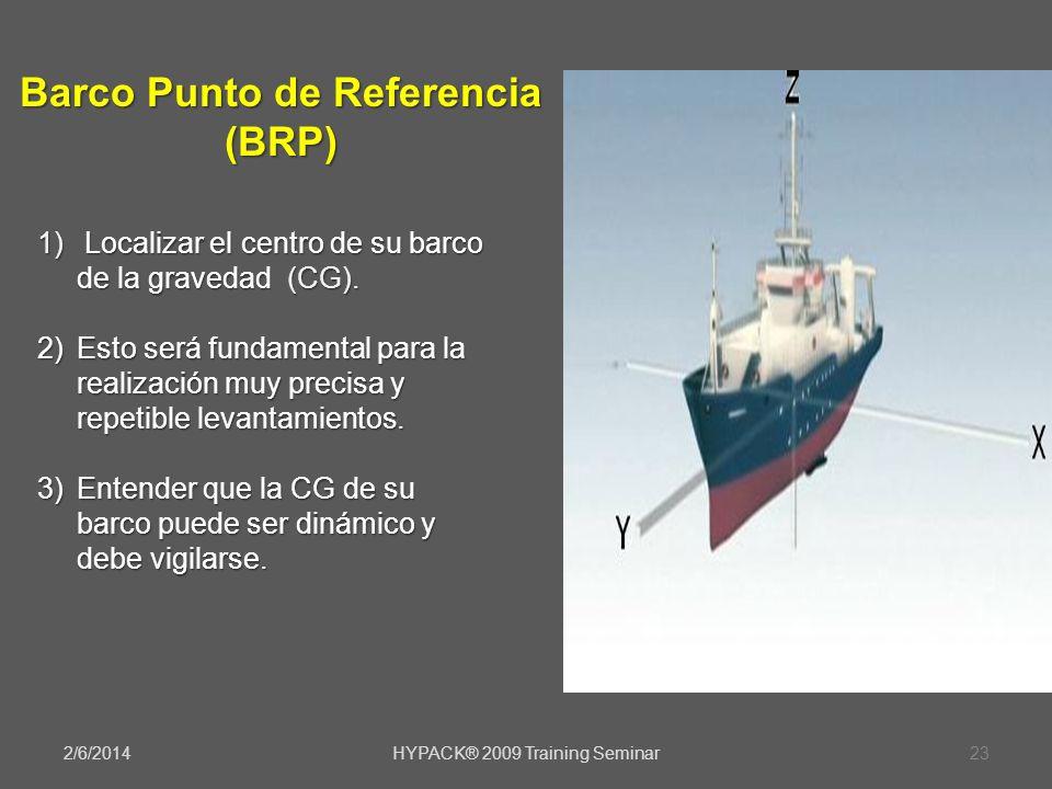 Barco Punto de Referencia (BRP)