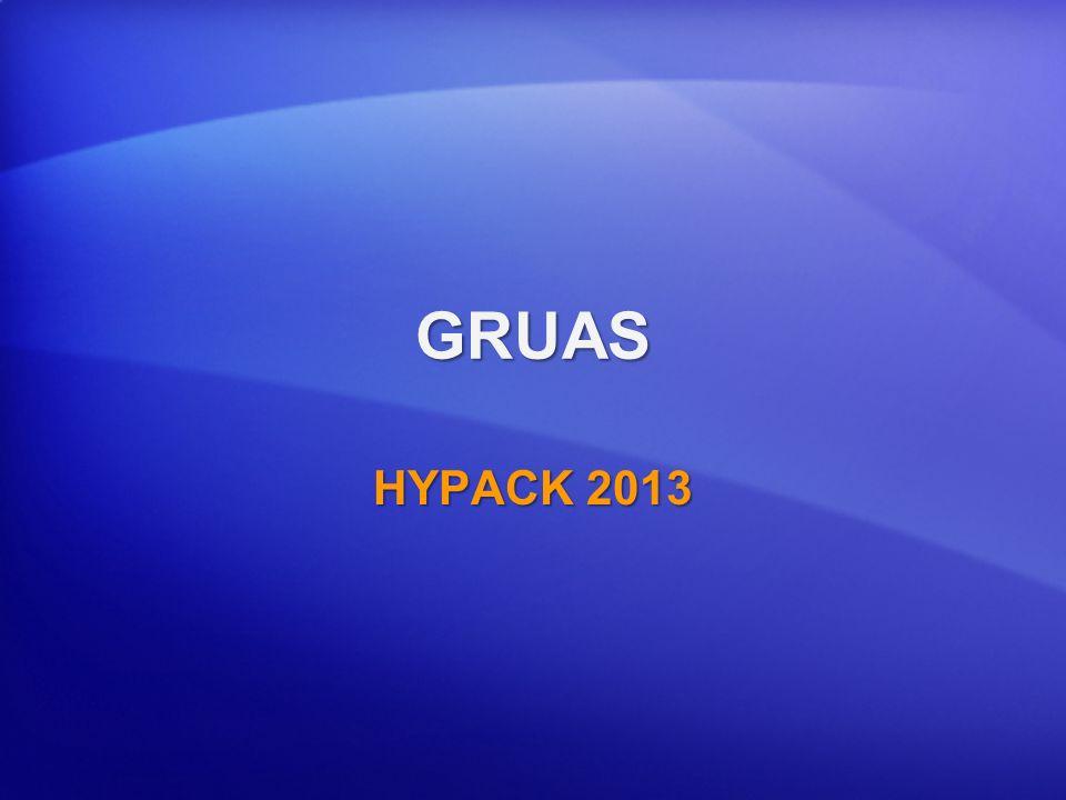 GRUAS HYPACK 2013