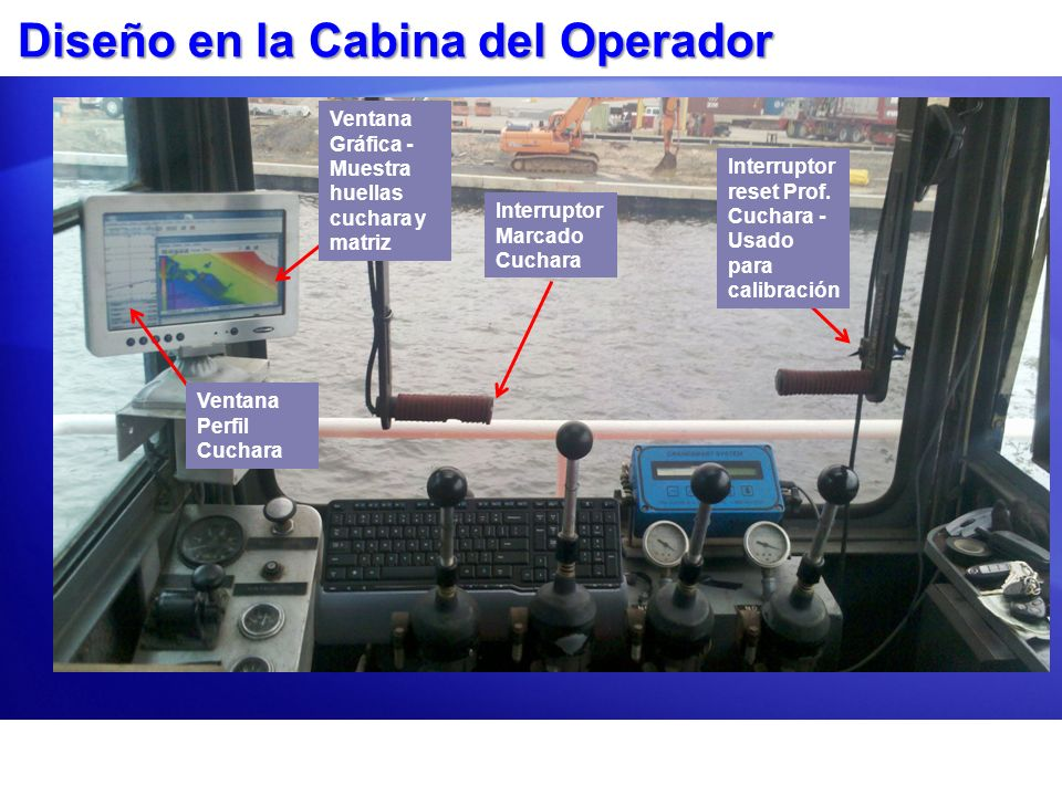 Diseño en la Cabina del Operador