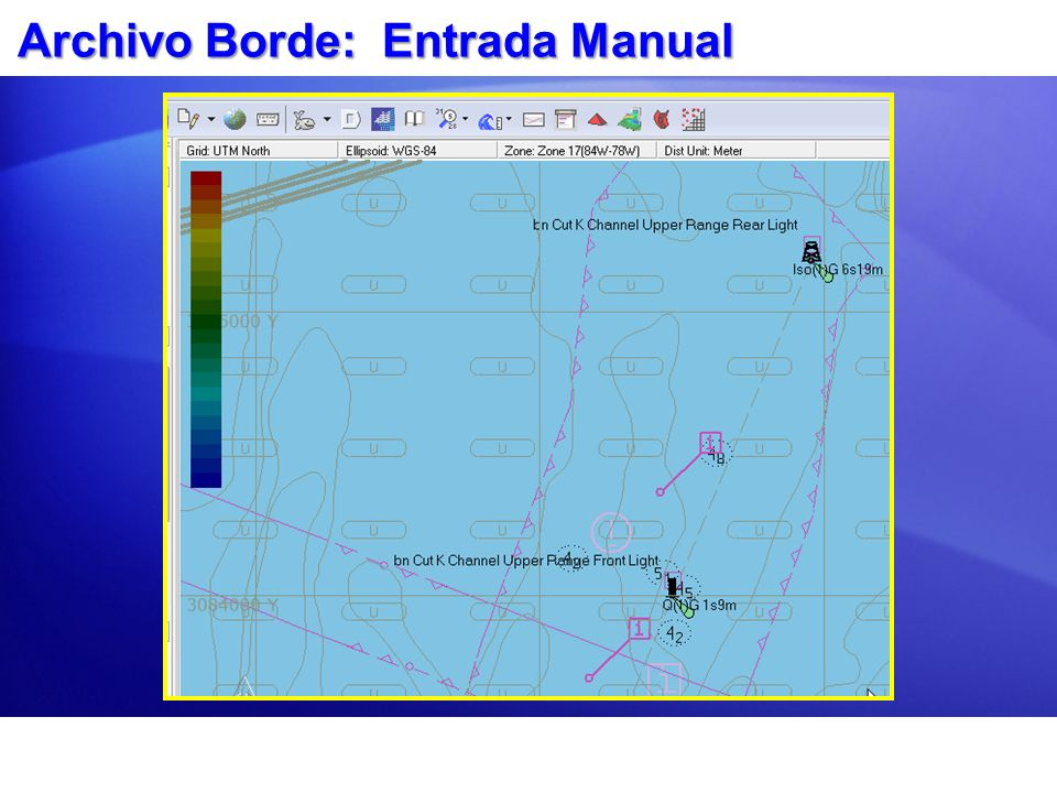 Archivo Borde: Entrada Manual