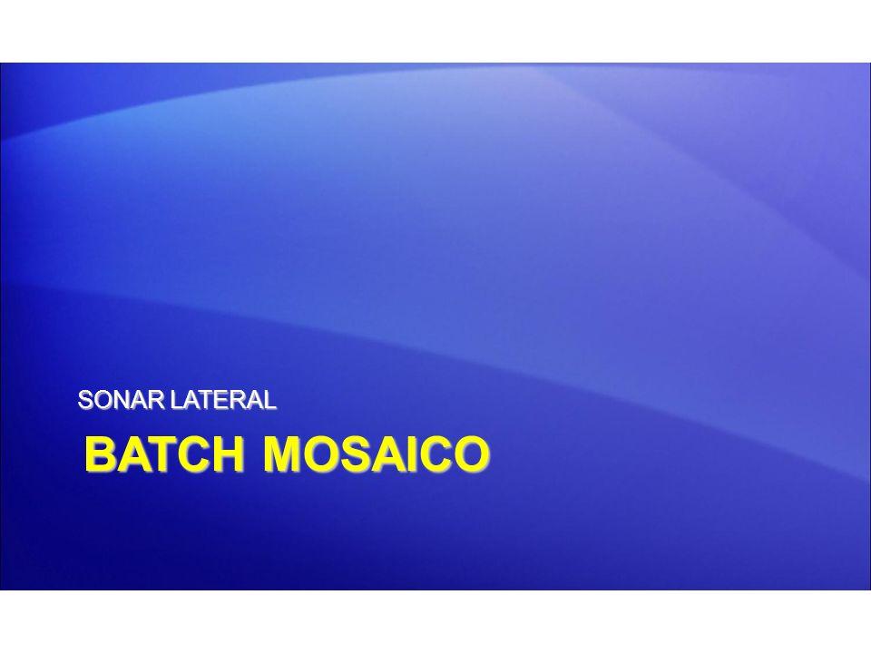 SONAR LATERAL BATCH MOSAICO 33