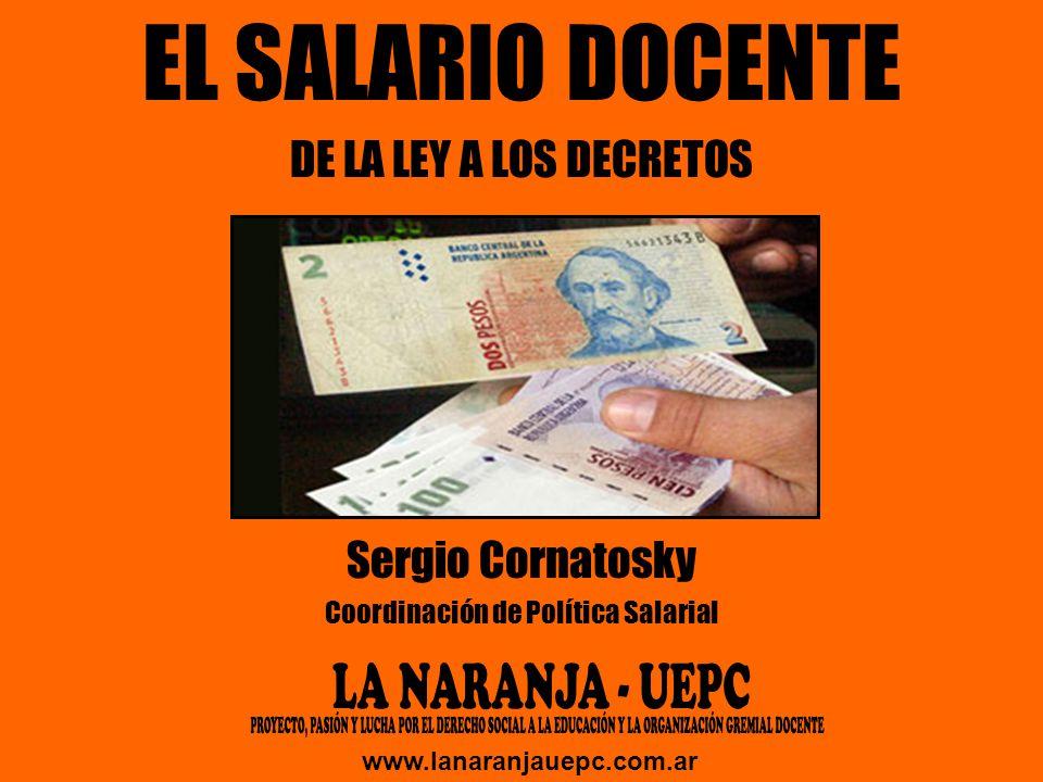 Coordinación de Política Salarial