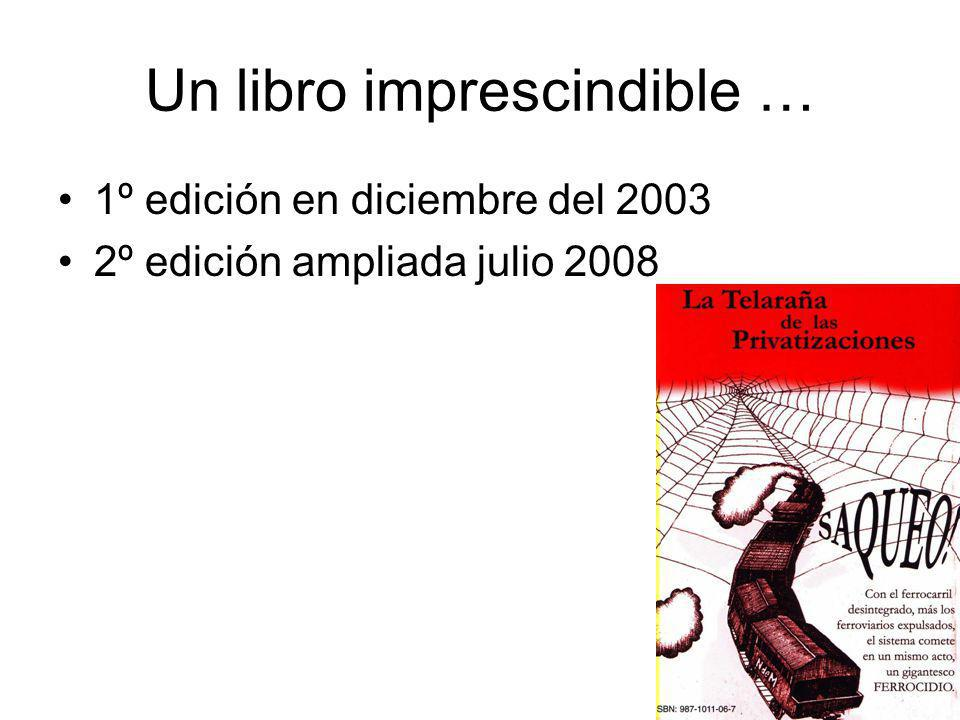 Un libro imprescindible …