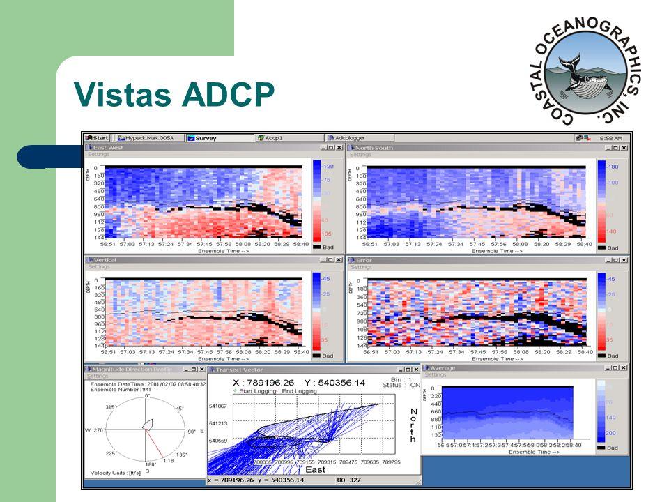 Vistas ADCP