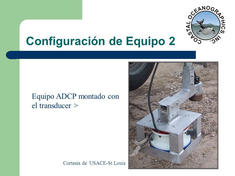 Configuración de Equipo 2