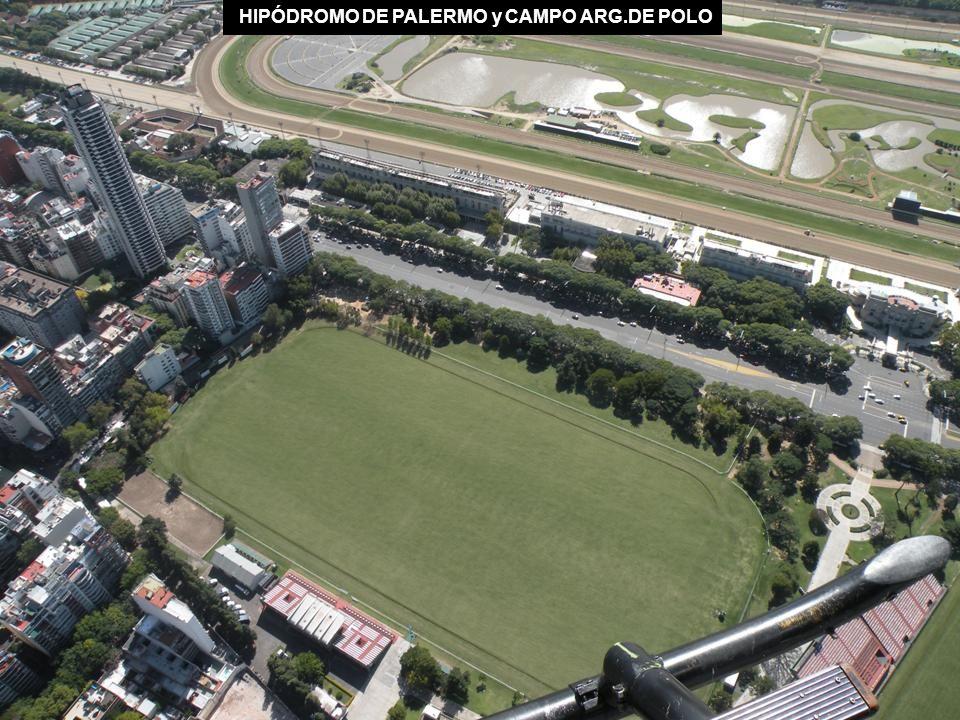 HIPÓDROMO DE PALERMO y CAMPO ARG.DE POLO