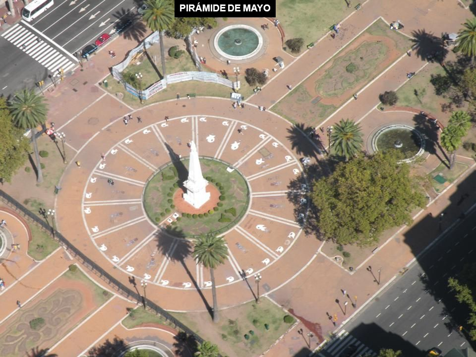 PIRÁMIDE DE MAYO