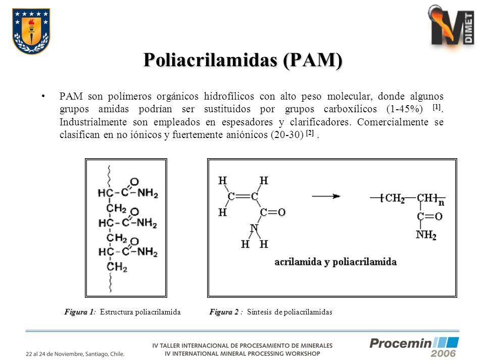 Poliacrilamidas (PAM)