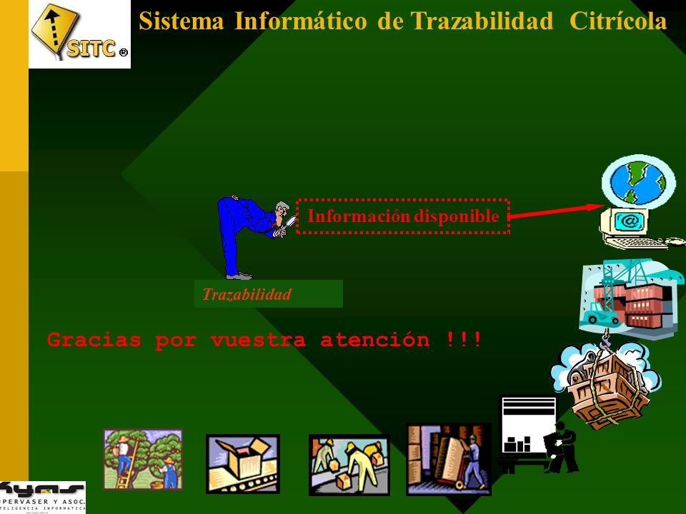 Información disponible
