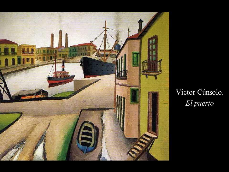 Víctor Cúnsolo. El puerto
