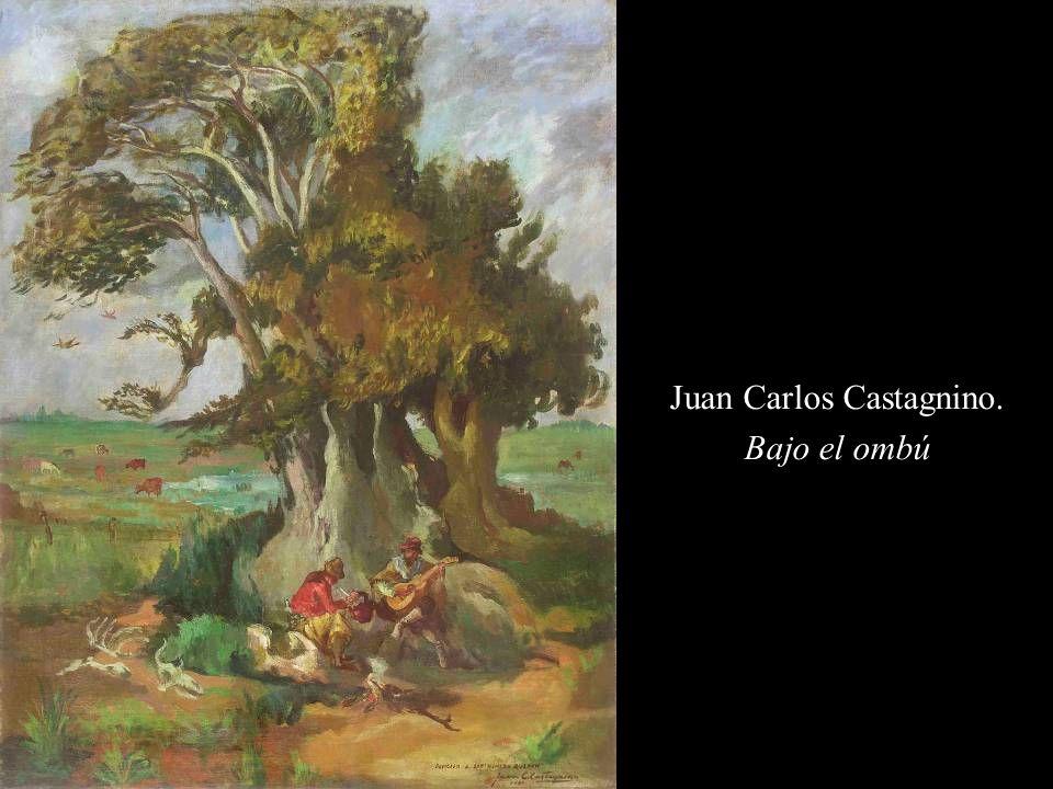 Juan Carlos Castagnino.
