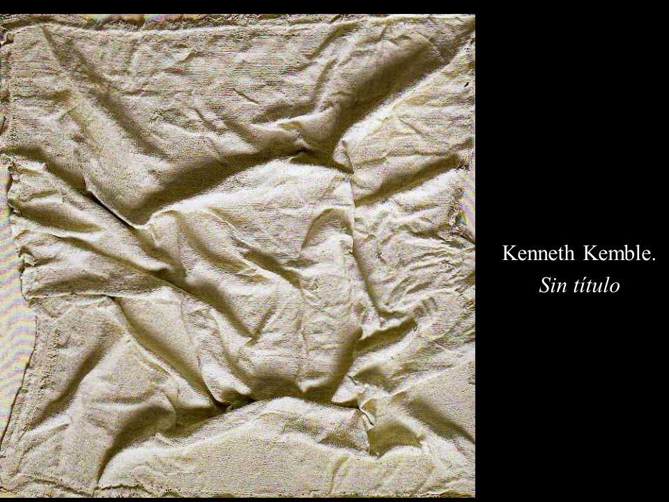 Kenneth Kemble. Sin título