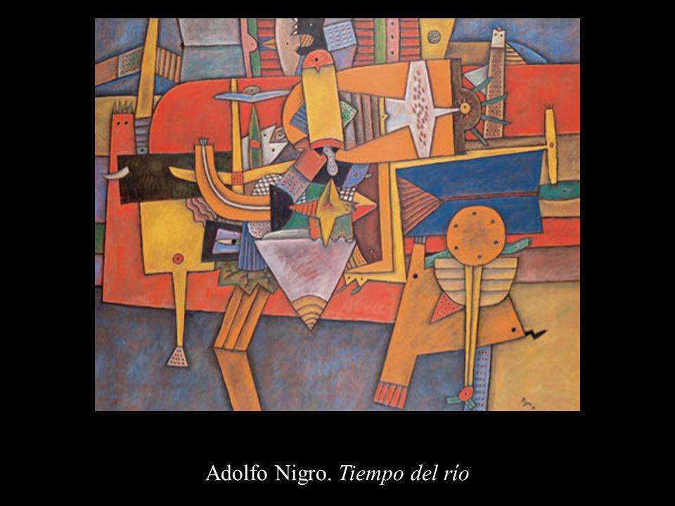 Adolfo Nigro. Tiempo del río