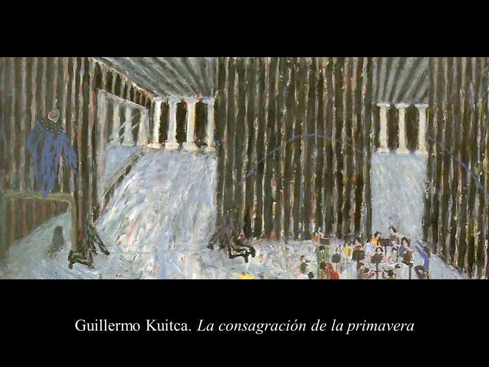 Guillermo Kuitca. La consagración de la primavera