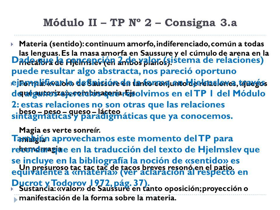 Módulo II – TP Nº 2 – Consigna 3.a