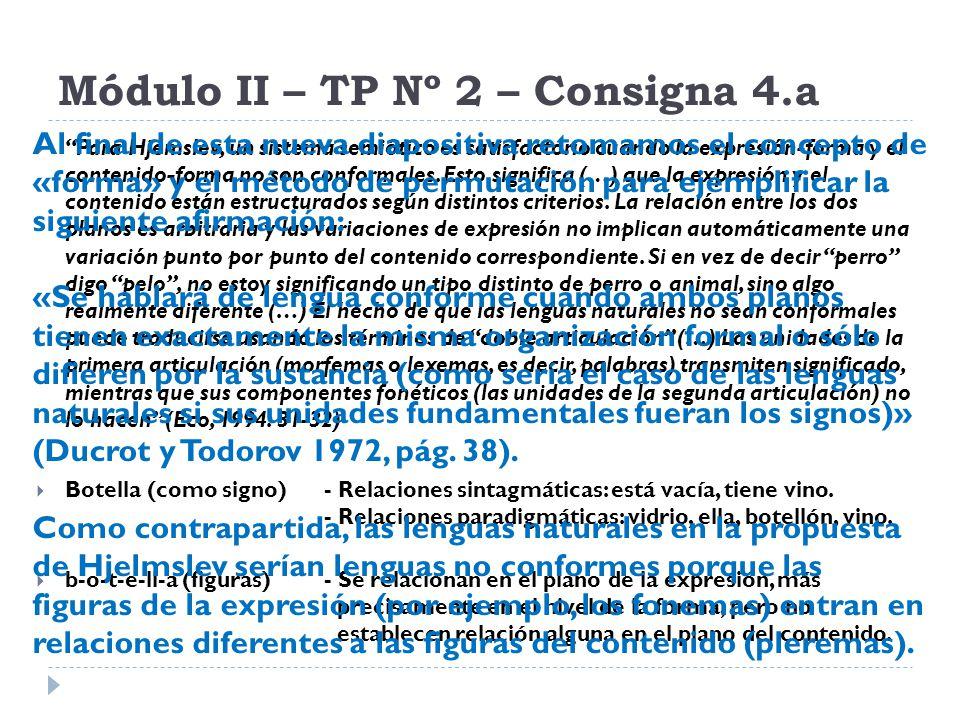 Módulo II – TP Nº 2 – Consigna 4.a