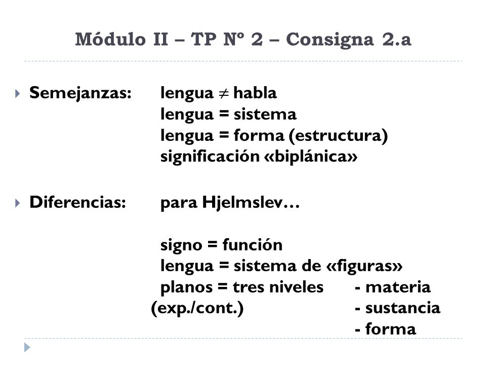 Módulo II – TP Nº 2 – Consigna 2.a