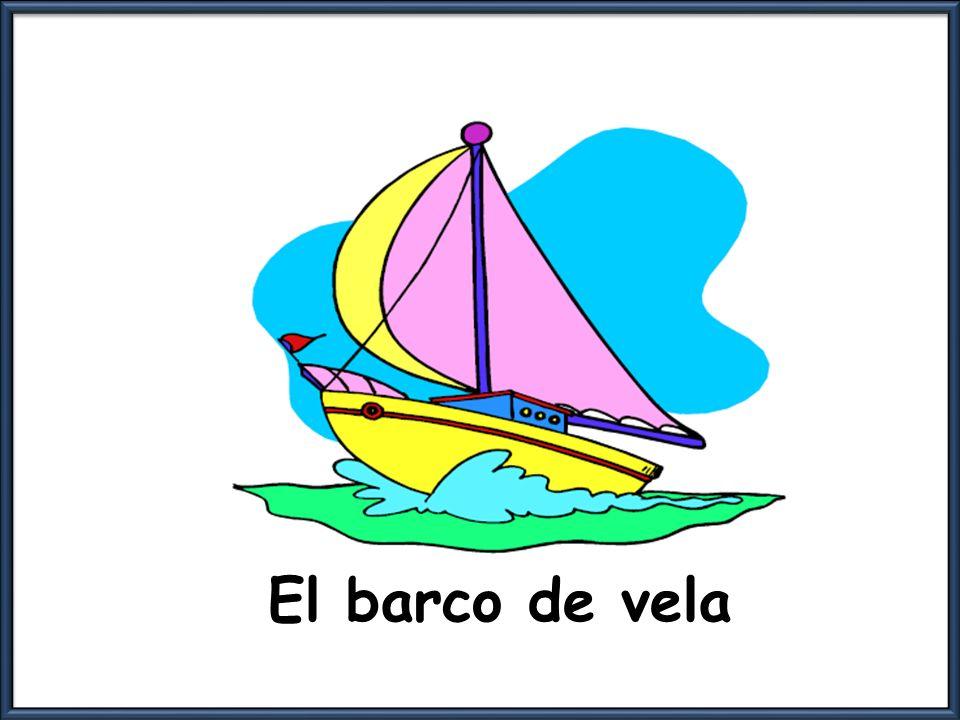 El barco de vela