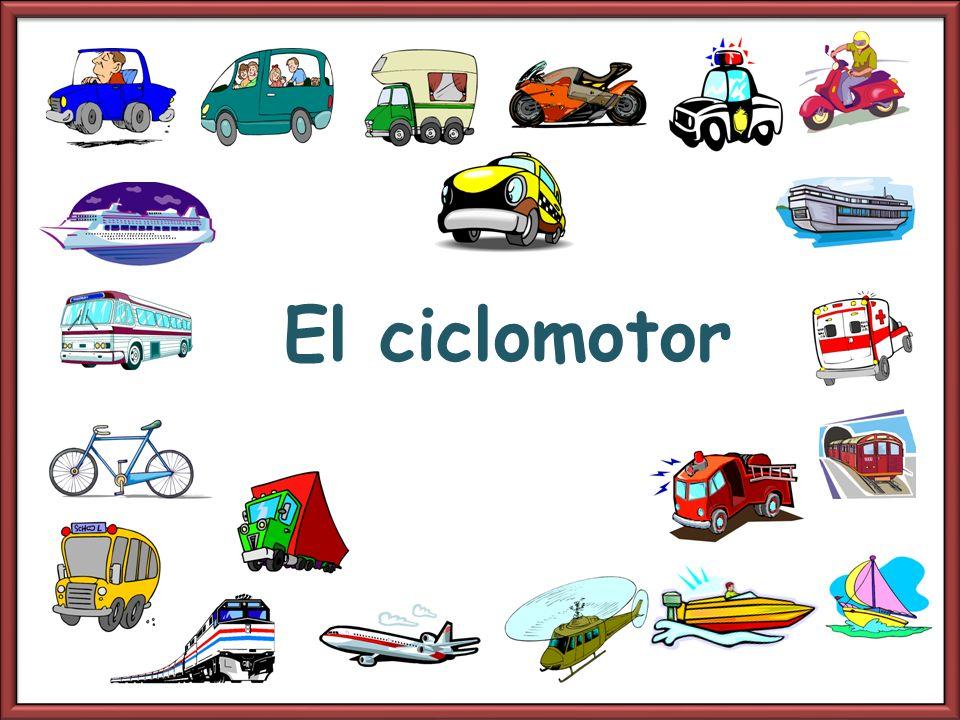 El ciclomotor