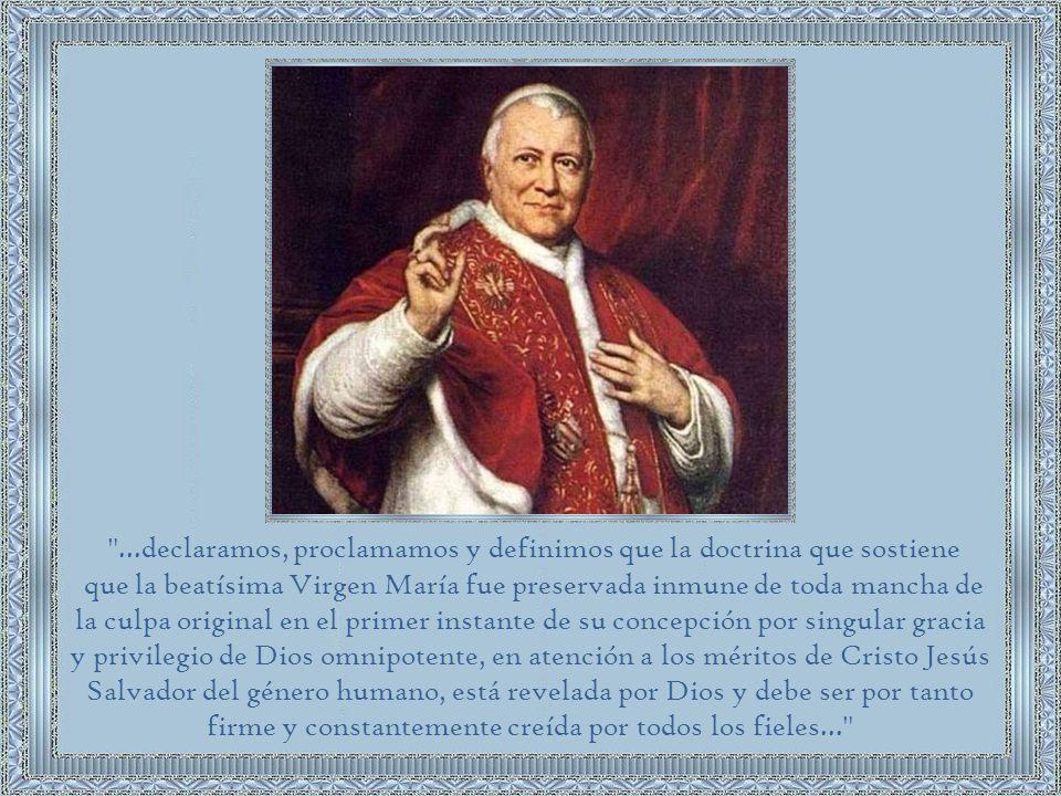...declaramos, proclamamos y definimos que la doctrina que sostiene