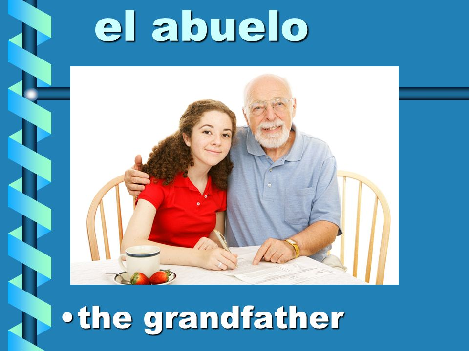 el abuelo the grandfather