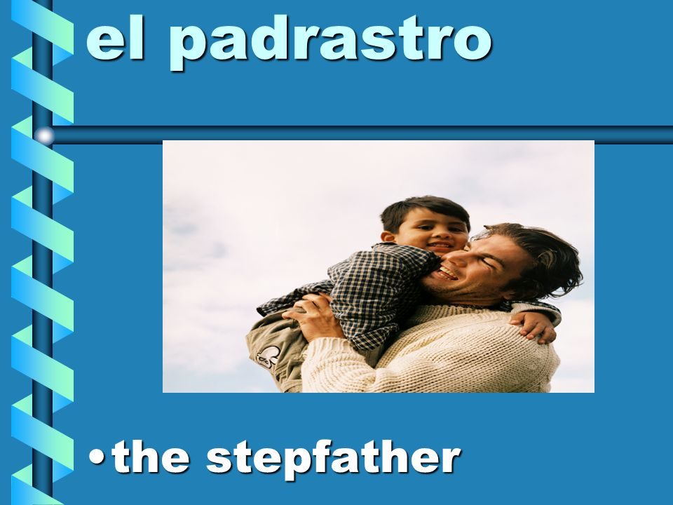 el padrastro the stepfather