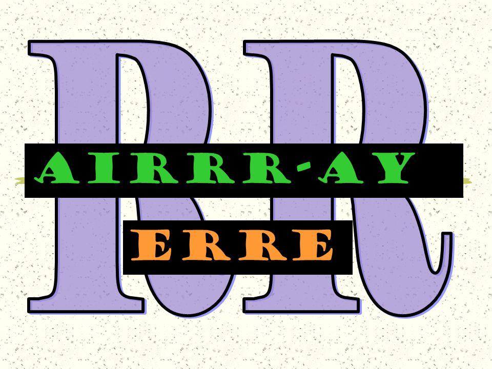 RR AIRRR-AY erre