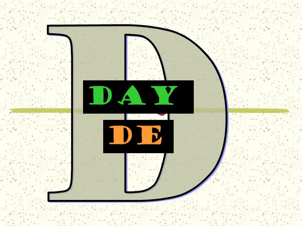 D DAY de