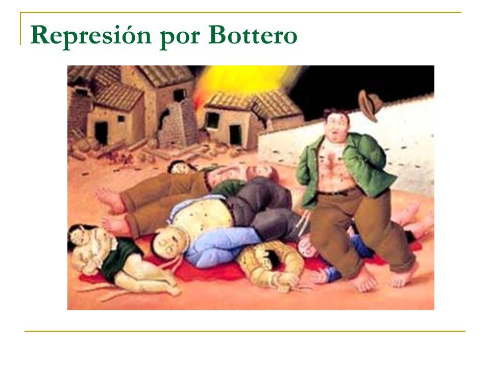 Represión por Bottero