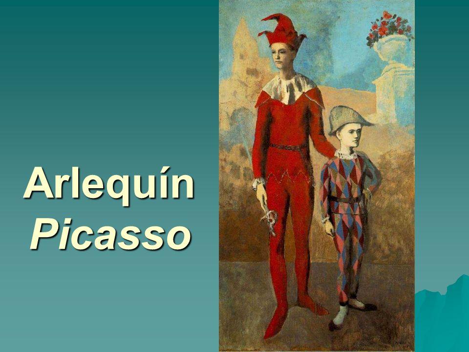 Arlequín Picasso