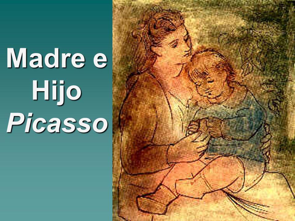 Madre e Hijo Picasso
