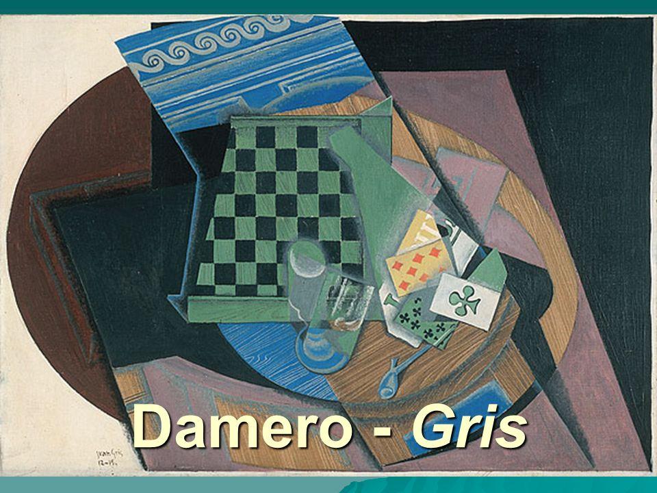 Damero - Gris