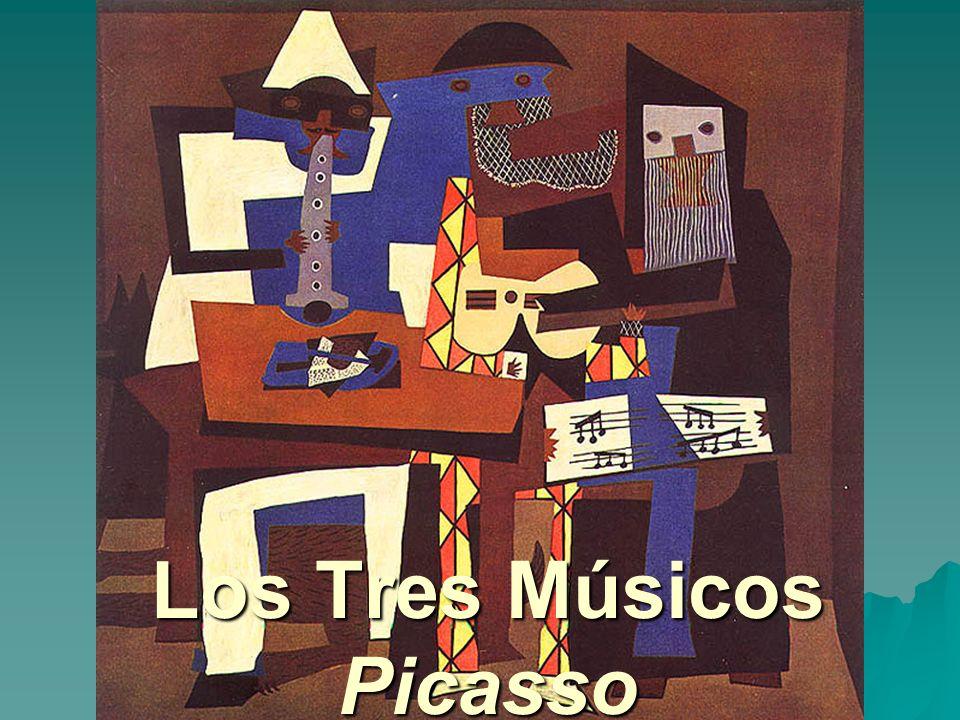 Los Tres Músicos Picasso