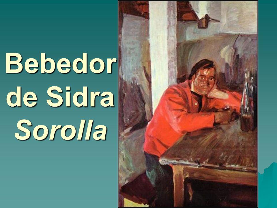 Bebedor de Sidra Sorolla