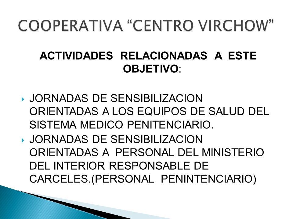 COOPERATIVA CENTRO VIRCHOW