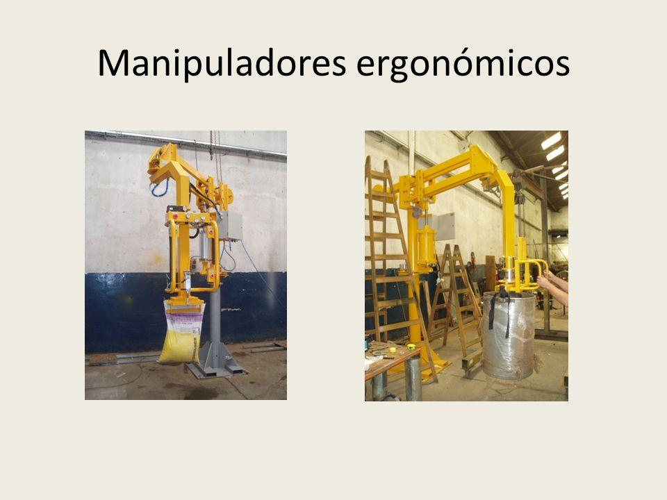 Manipuladores ergonómicos