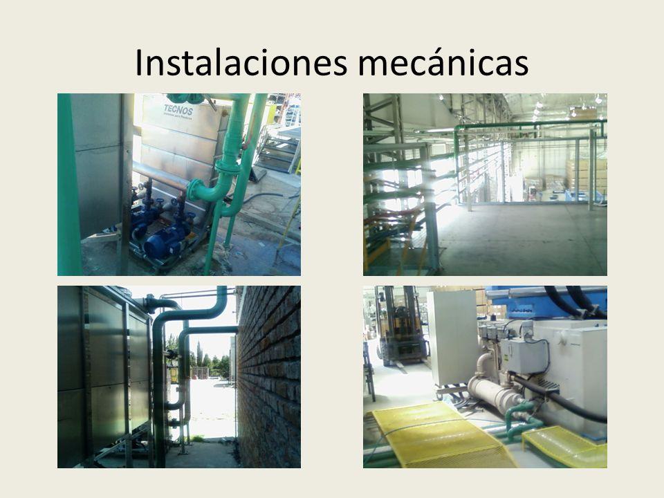 Instalaciones mecánicas